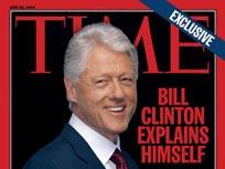 Clinton - Time Magazine