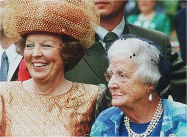 Beatrix en Juliana