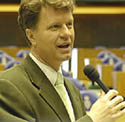 Boris Dittrich in de Tweede kamer