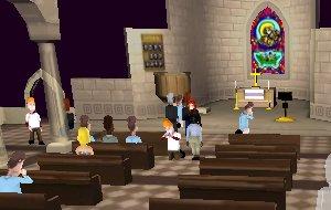 De online Church of Fools