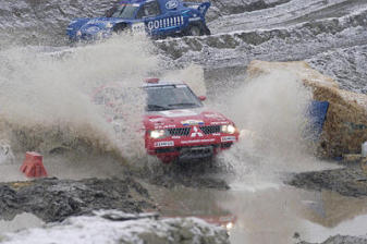 Proloog Dakar 2003