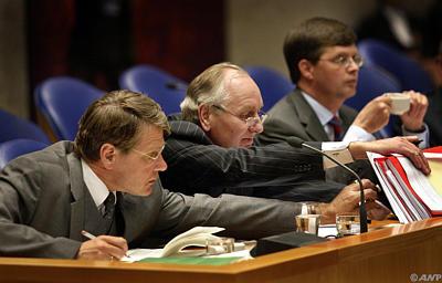 Donner, Remkes en Balkenende