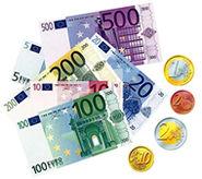 Euro's goedkoper zijn de boodschappen inmiddels