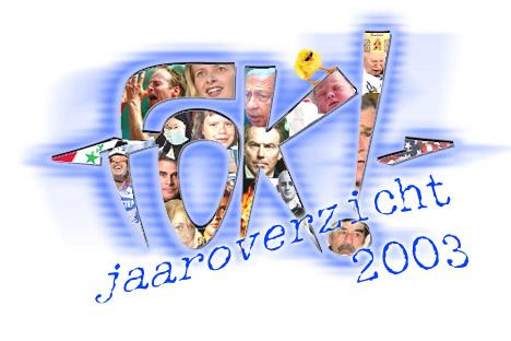 FOK! Jaaroverzicht 2003