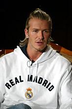 Voetbal - David Beckham