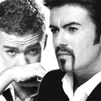 George Michael en Justin Timberlake