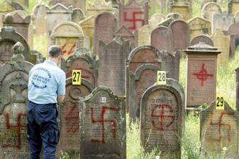 Joodse begraafplaats van Herrlisheim, Frankrijk