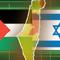 Icoon Israel / Palestina