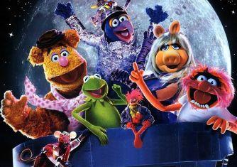 Een aantal muppets