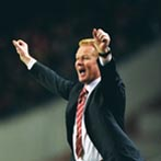 Ajax-trainer Ronald Koeman