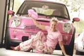 Rose Mini Cooper S